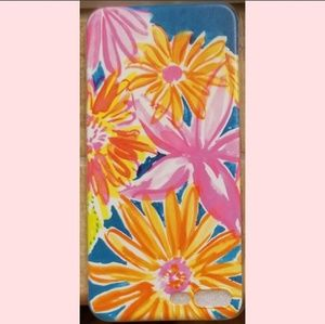NWT Custom Skin Lilly Pulitzer phone case for S8+